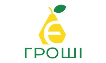 Е-гроші logo