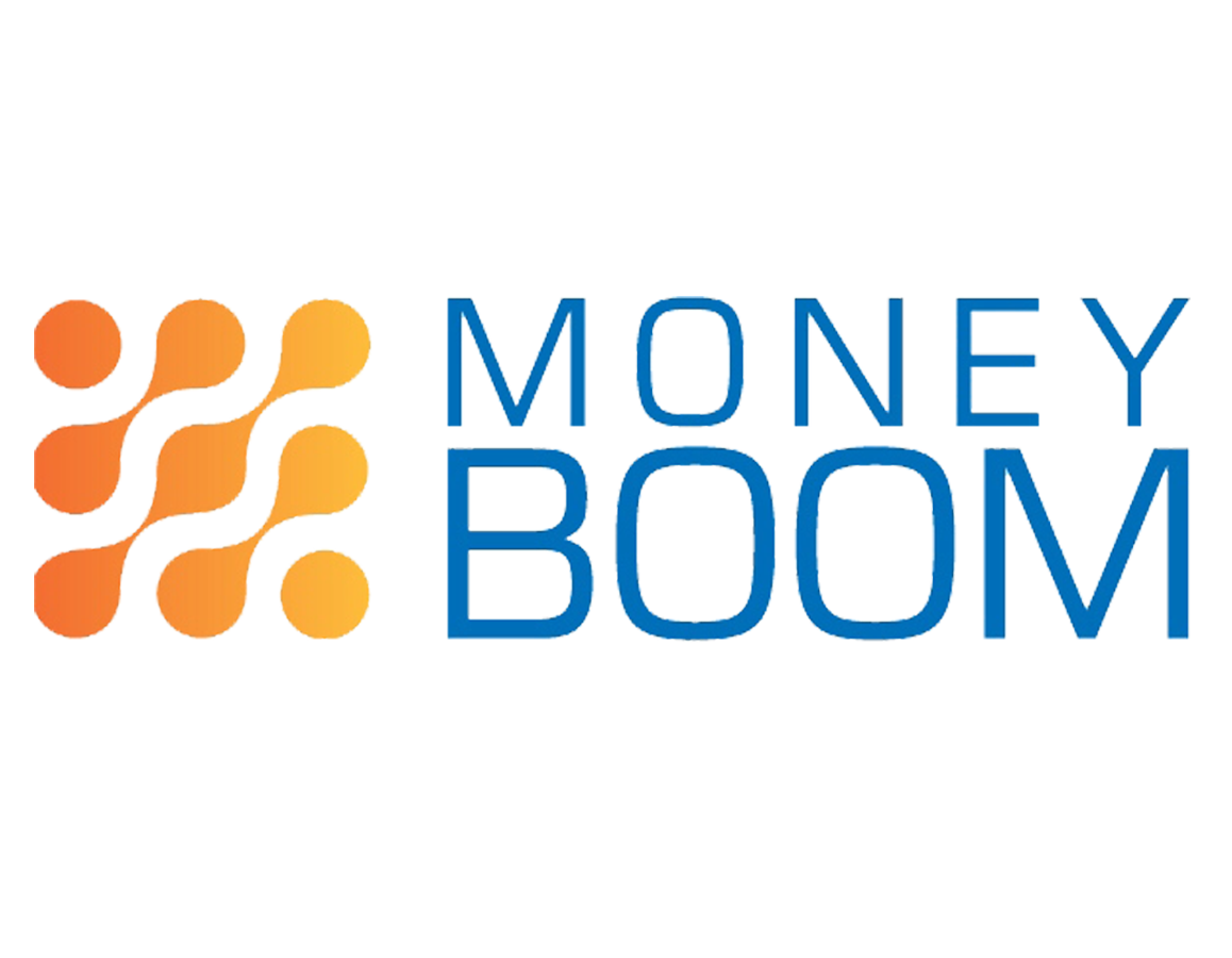 MoneyBoom logo