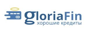 GlоriaFin logo