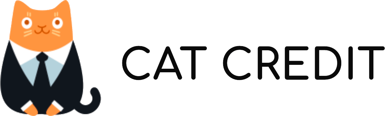 Cat Credit logo