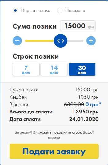 Укр Позика кредит