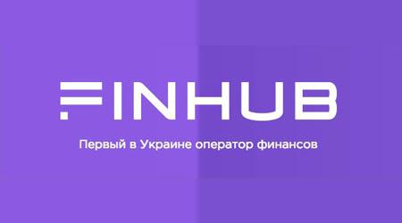 FinHub logo