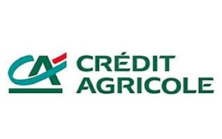 Курс валют Креди Агриколь Банка logo