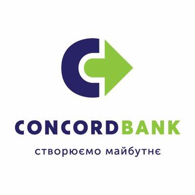Курс валют Конкорд Банку logo