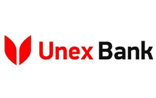 Юнекс Банк logo