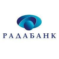 Курс валют в Радабанке logo