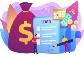 Кредиты в банках и МФО